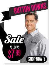Cyber Week Button Downs