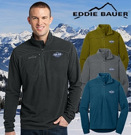 Eddie Bauer Men's Elements Work Pullover