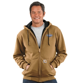 Carhartt Thermal Lined Full Zip Hoodie