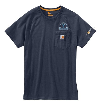 Carhartt Delmont Cotton/Poly Power T-Shirt