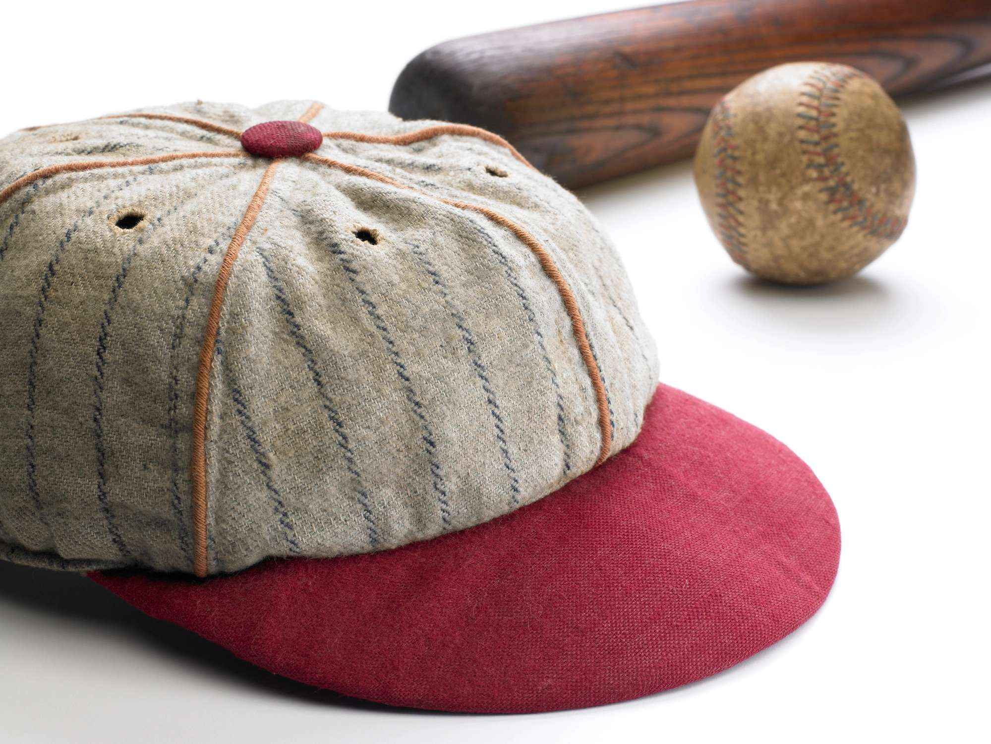 A Brief History of Baseball Caps