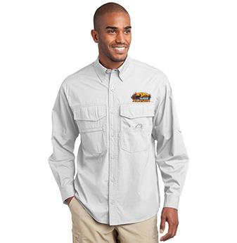 Eddie Bauer Long Sleeve Coast Shirt