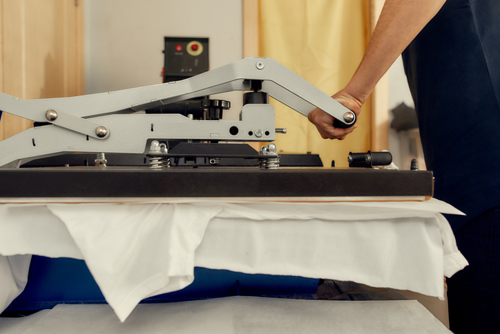 Top 5 Heat Presses for T-Shirt Printing