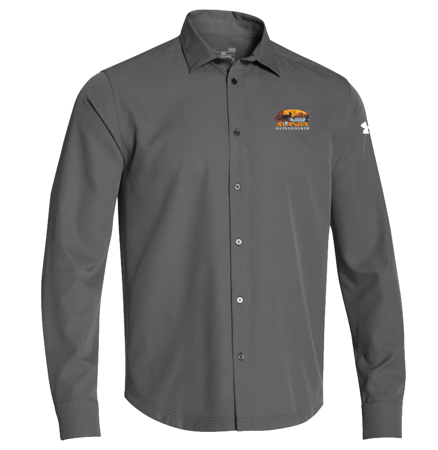 Under Armour Ultimate Long Sleeve Button Down