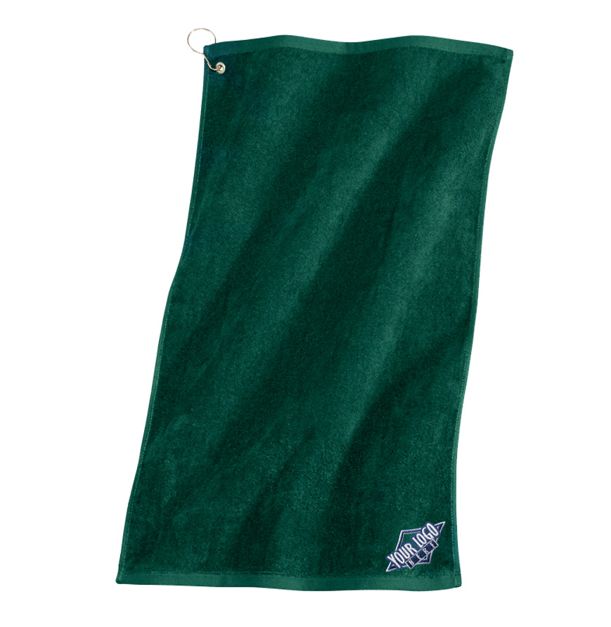 Turtle Bay Premium Grommetted Golf Towel