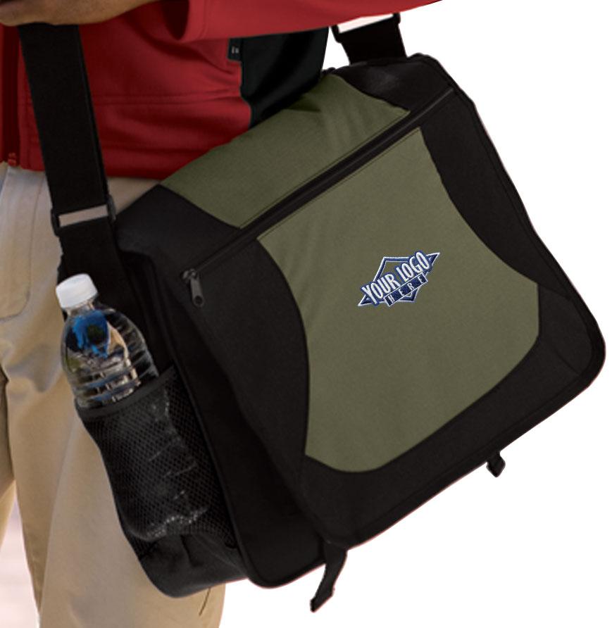 Midcity Messenger Bag
