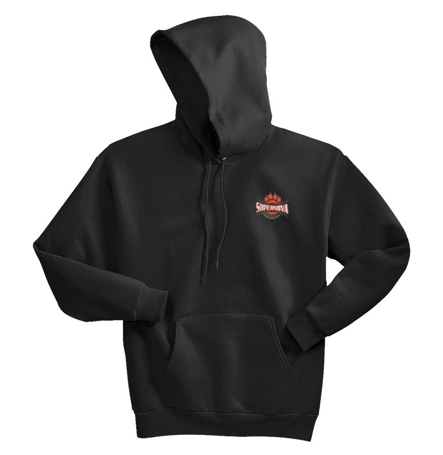 f2b8a5a310 Hanes Fleece Hooded Sweatshirt