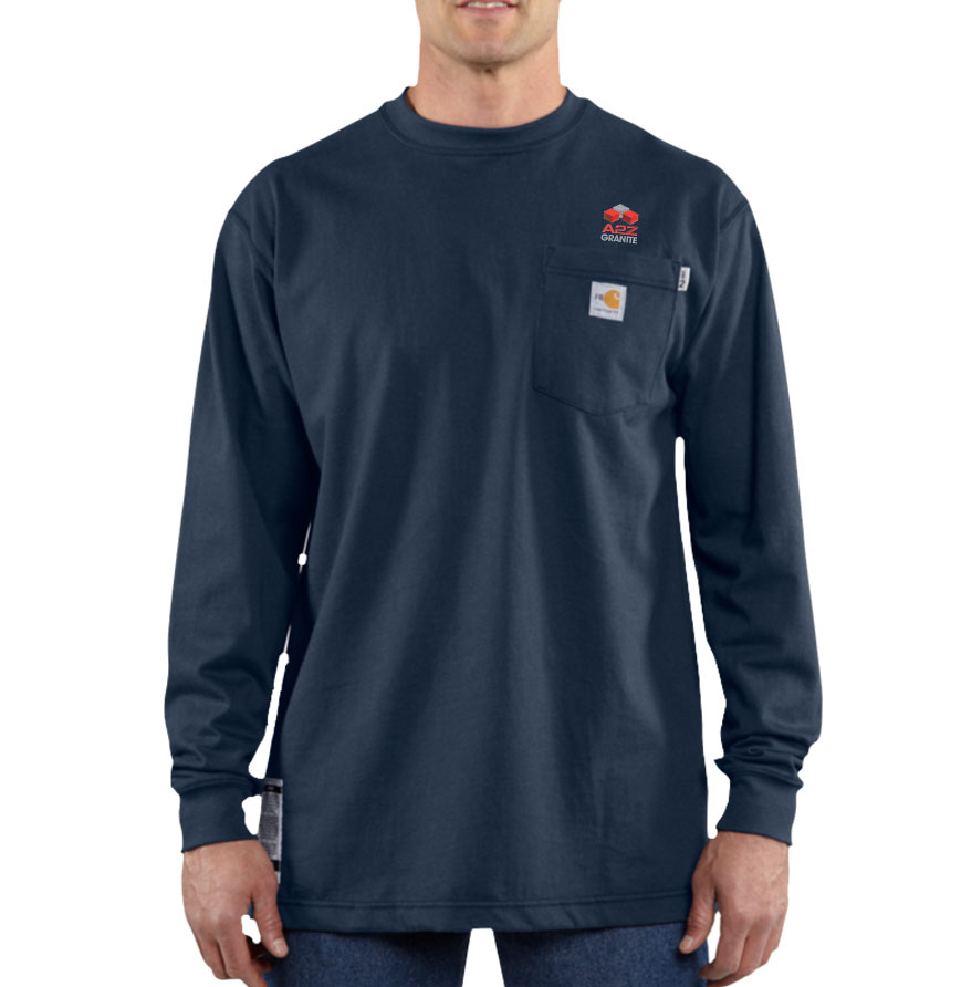 Carhartt Flame Resistant Force Long-Sleeve T-Shirt