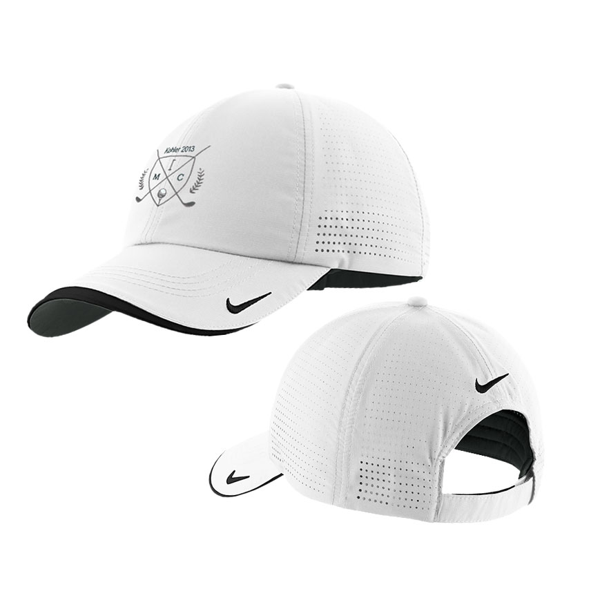 769632cc8fe87 Nike Golf Dri-Fit Perforated Cap