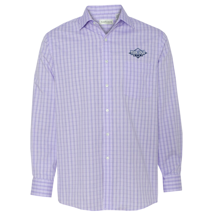 Men's Van Heusen Astoria Pinpoint Shirt