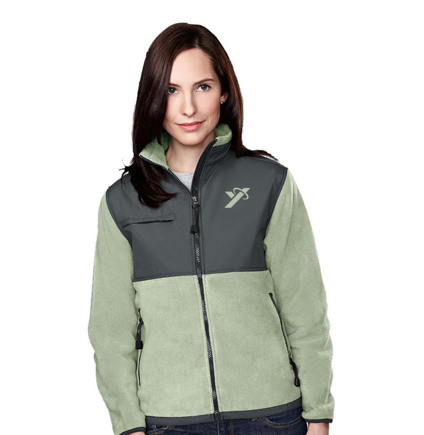 Ladies' Panda Fleece Jacket