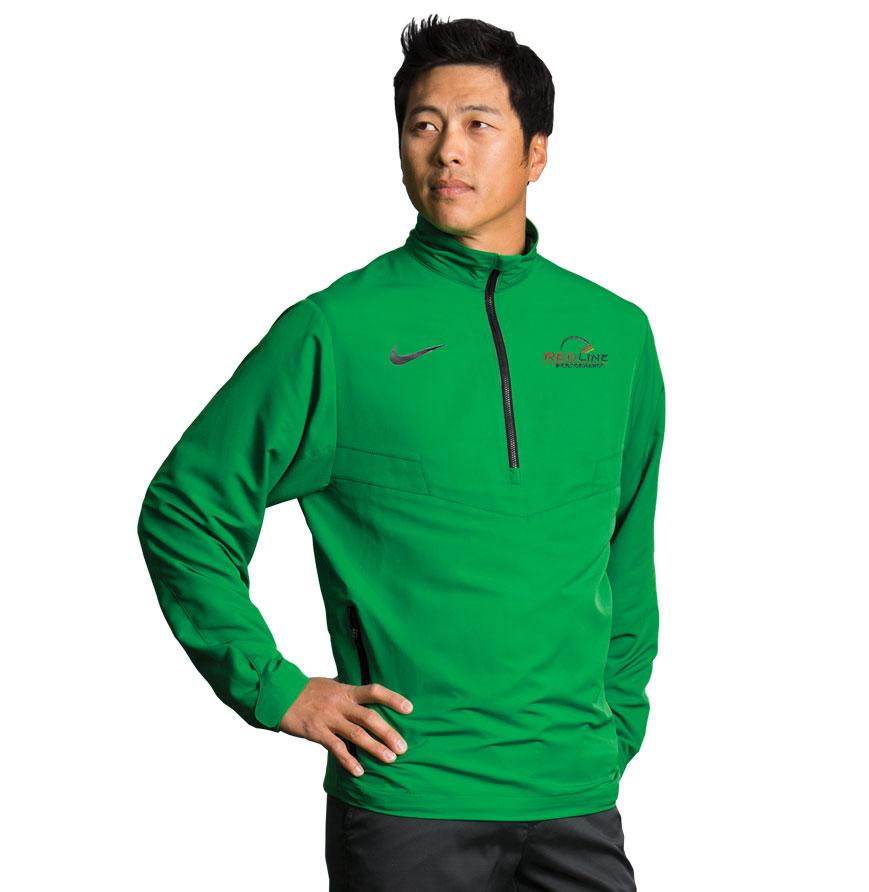 791e37f8 Men's Nike Golf 1/2-Zip Wind Shirt. 71-nc