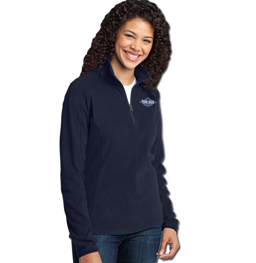 Columbia Ladies' Crescent Valley 1/4 Zip Pullover