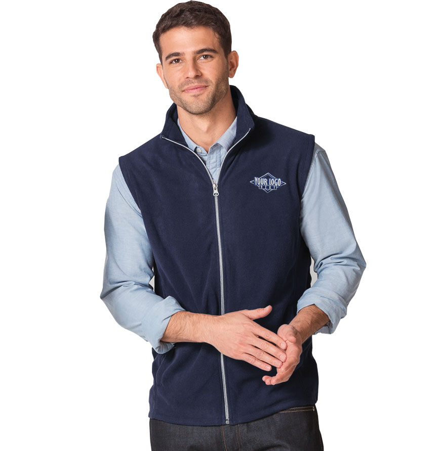 Men's Polar Fleece Vest