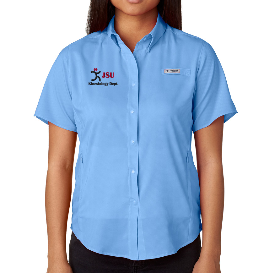 Columbia Ladies Tamiami Short Sleeve Shirt