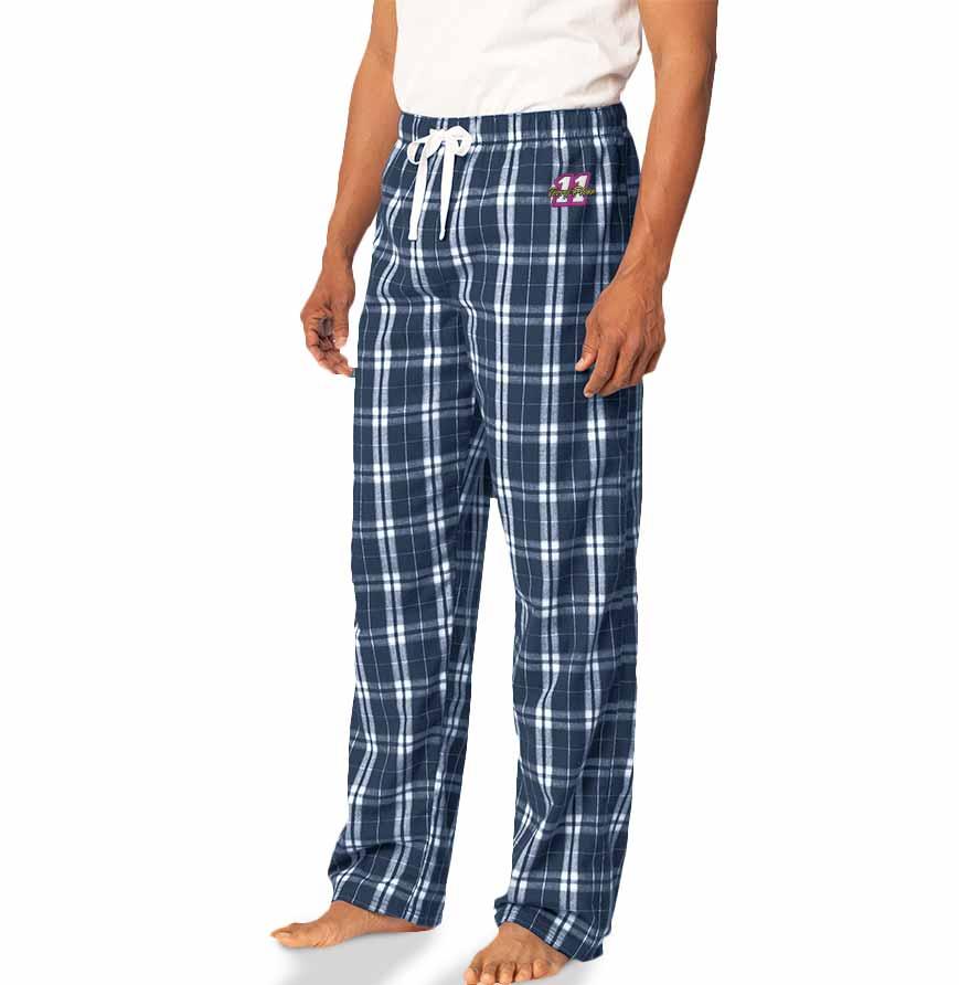 Men's Flannel Plaid Pant