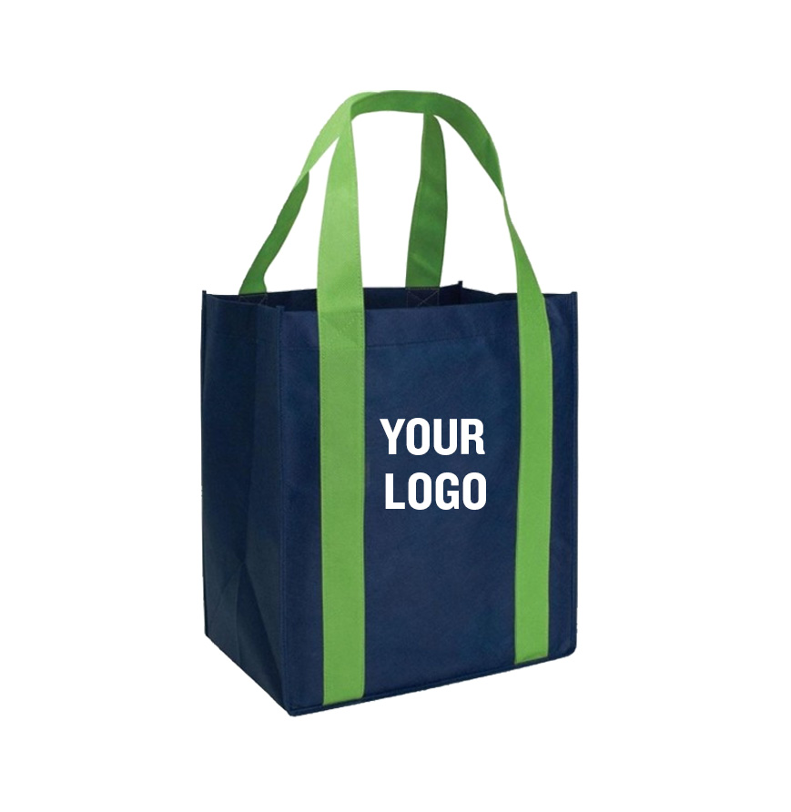 Cristo Colorblock Grocery Tote