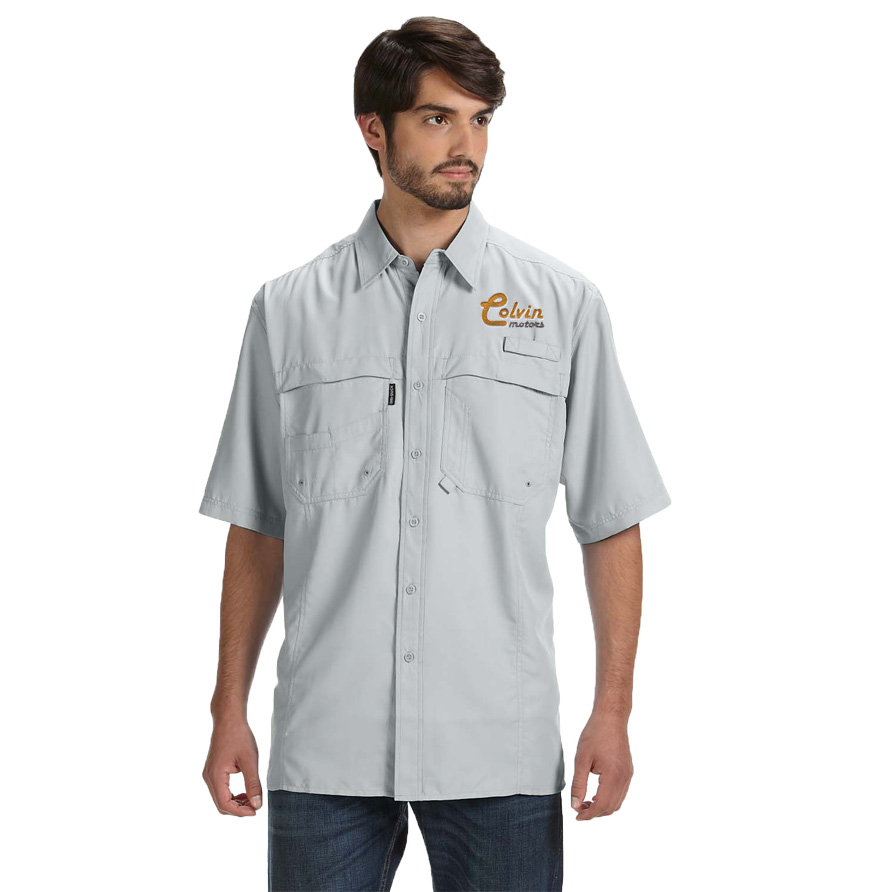Dri Duck Short Sleeve Catch Fishing Shirt