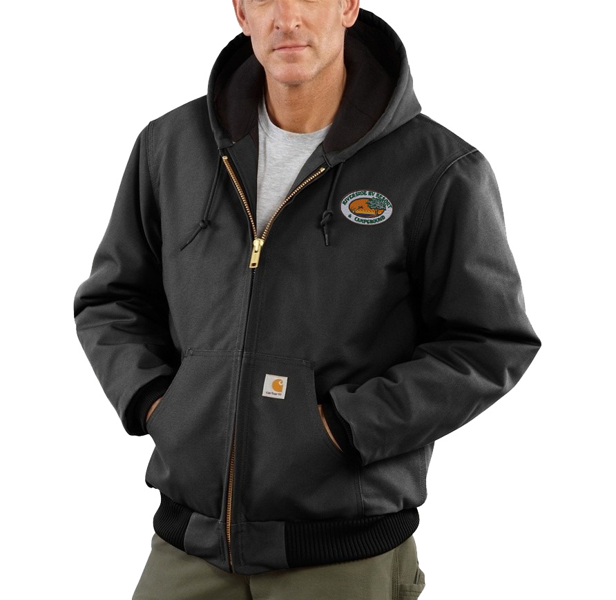 Carhartt Duck Quilted Jacket TALL