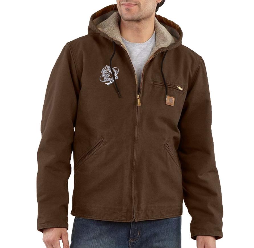 Carhartt Sandstone Sierra Jacket TALL