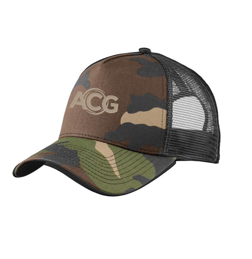 New Era Snapback Trucker Hat