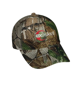 Air Mesh Camouflage Hat