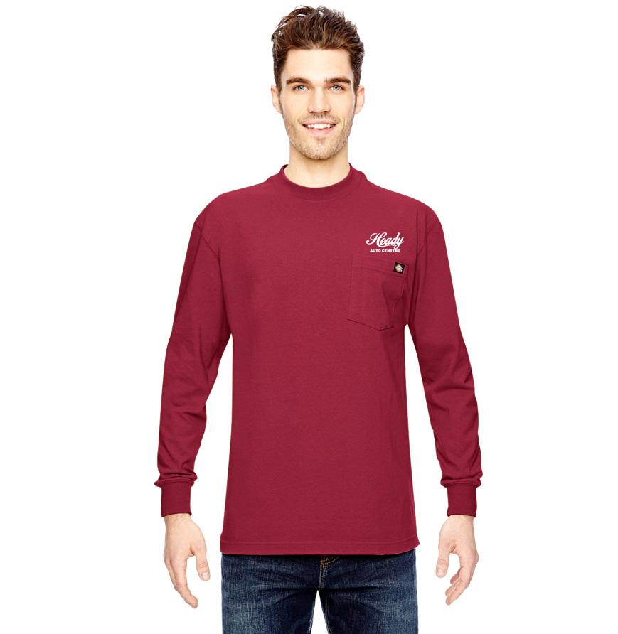 Dickies Heavyweight Long Sleeve T-Shirt
