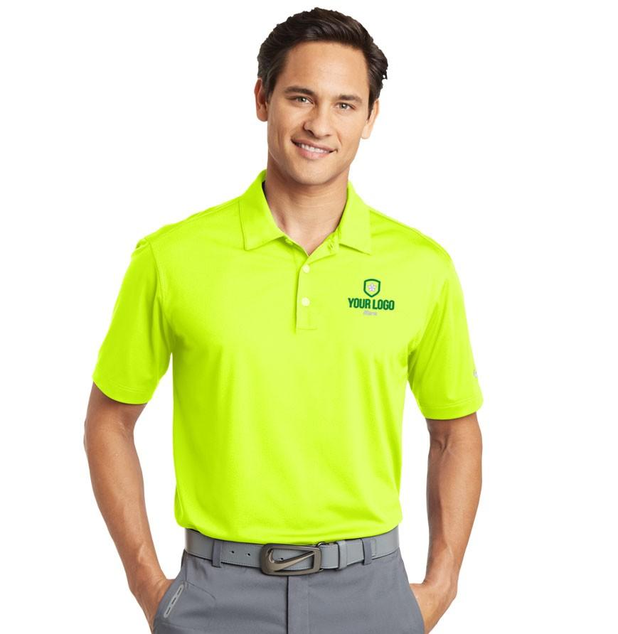 4c2be07ba Men s Nike Golf Dri-FIT Vertical Mesh Polo